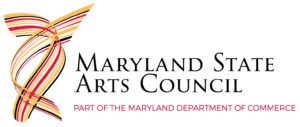Maryland State Arts Council Logo.